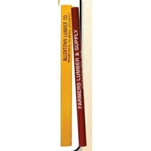 Round Jumbo Pencil w/No Eraser