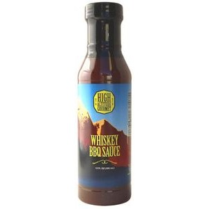 12 Oz. Spicy Whiskey BBQ Sauce