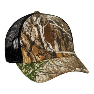 6-Panel Mesh Back Licensed Realtree EDGE by Zeek Outfitter