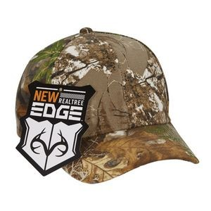 6-Panel, Licensed Realtree EDGE by Zeek Outfitter