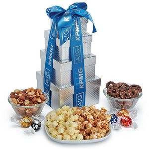 Tower of Classic Treats