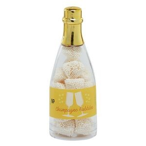 Champagne Bottle Favor - Champagne Bubbles