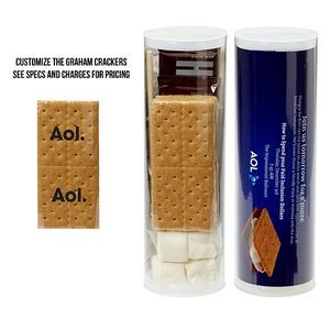 Small Campfire S'mores Kit Tube