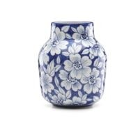 Lenox® Painted Indigo™ Floral Tapered Vase