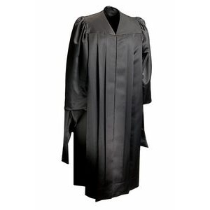 Economy Masters Graduation Cap & Gown - Full-Fit