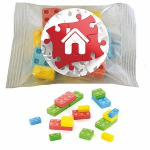 Custom Candy Building Blocks Build Them and Eat Them